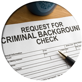 police background check